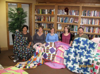 Quilts!